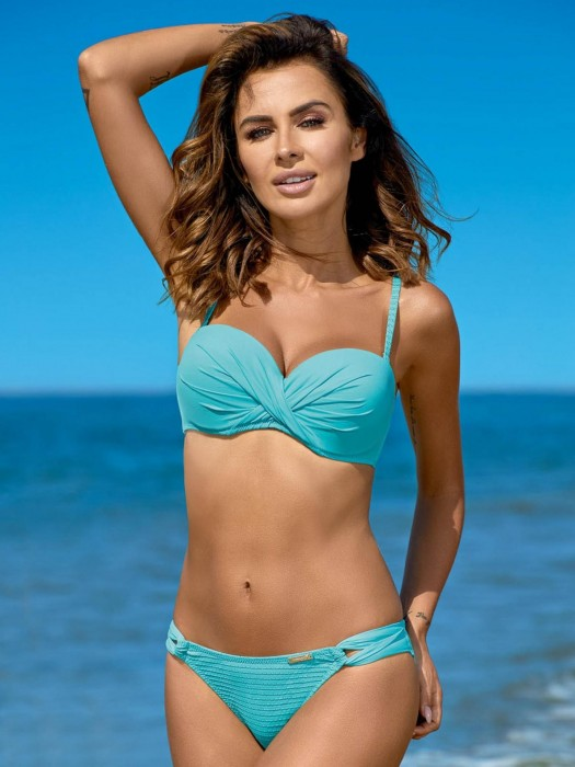 adb000fa8 Damen Bikini 209 ESTHER-3/B gestreift
