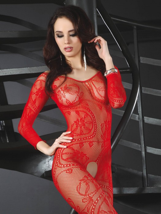 Bodystocking ABRA rot
