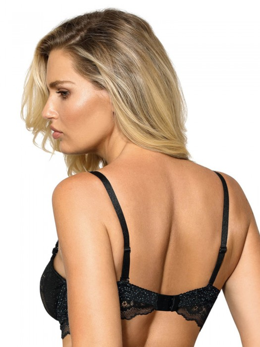 Damen BH Roža Kena Push-up schwarz