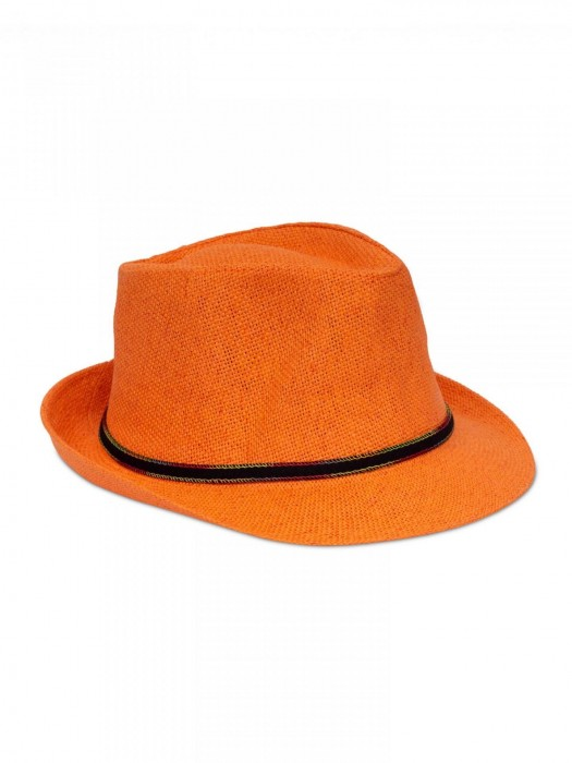 Herren Hut PK11 - orange