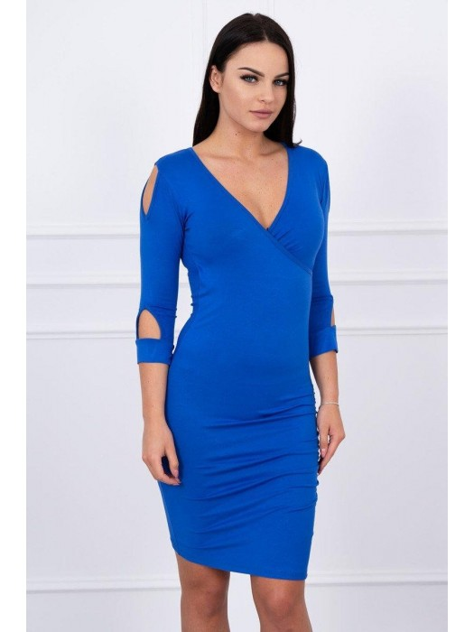 Damen Sportkleid in Blau