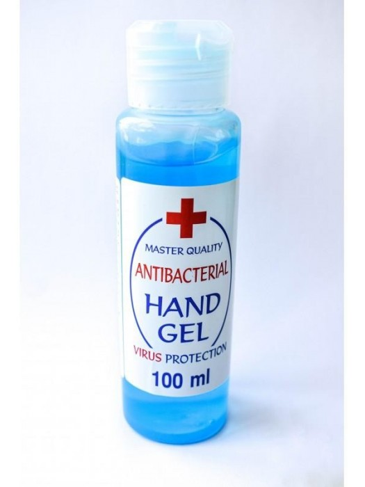 Antibakterielles Gel 100 ml - Händedesinfektion