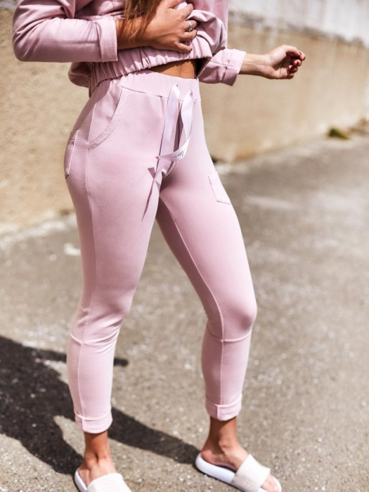Damen Jogginghose VS-01 rosa