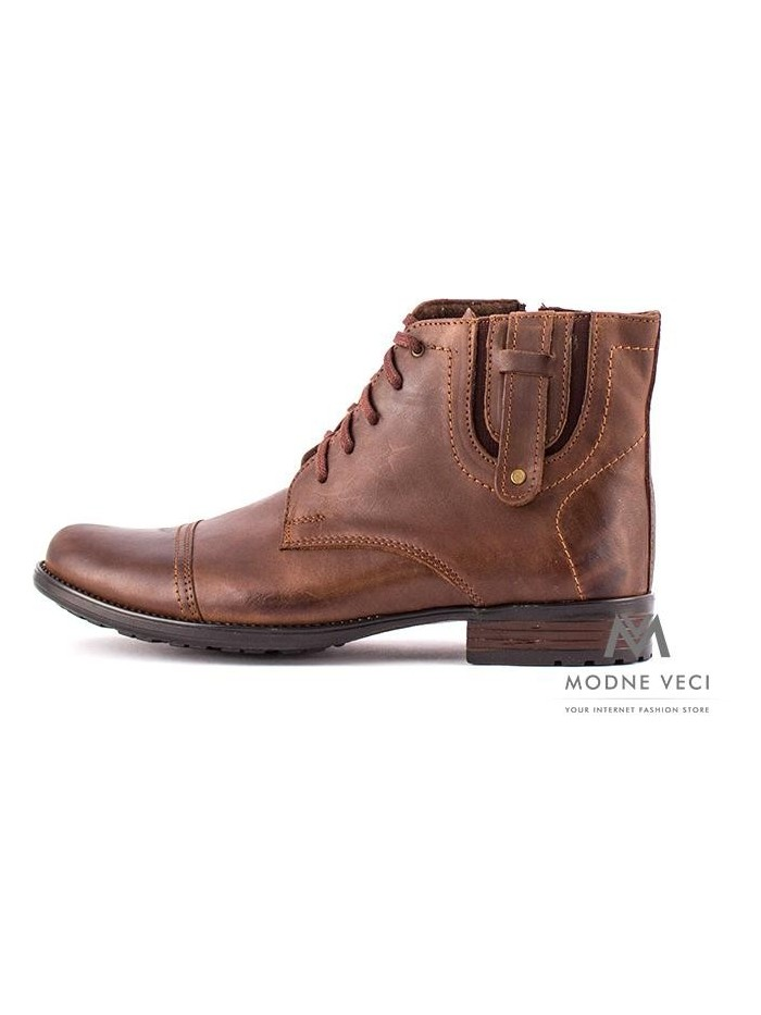 check out 835dd 6998b Herren-elegante Lederschuhe Winter 87-C