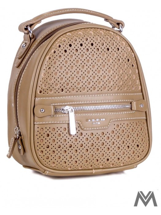 Damen Rucksack David Jones CM3775 khaki
